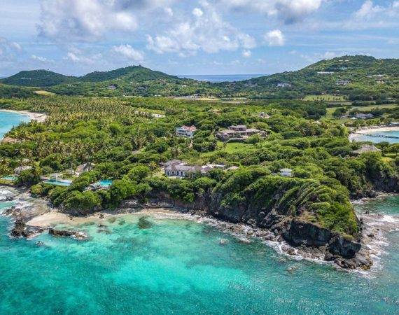 Mustique: Inside the Carribean's most luxurious private island getaway
