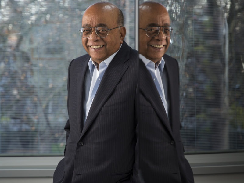 Mo Ibrahim: 'We invested in Africa…I made embarassing amounts of money'