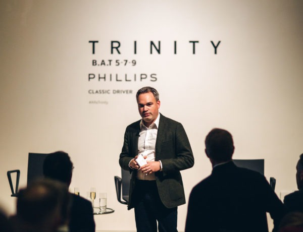 How Phillips' James Marks has shaken up the watch auction world