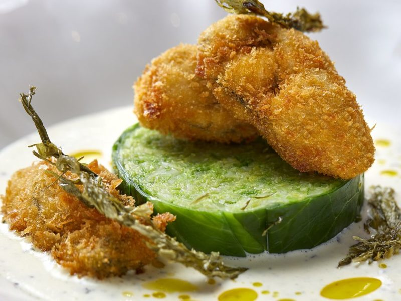 Siren review: New fish restaurant brings sexy back to The Goring