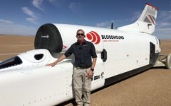 Rocket science: How I'm planning to break the land speed record