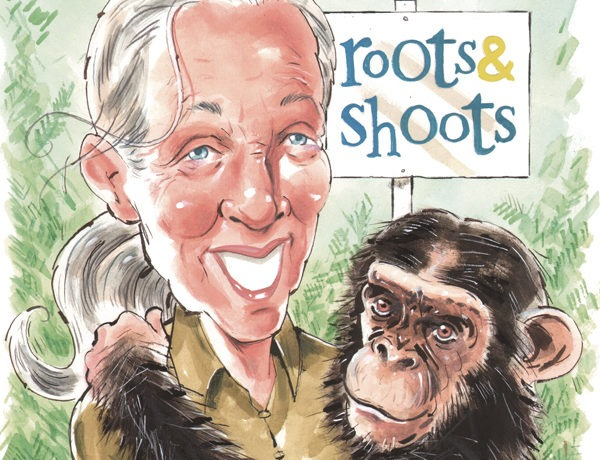 Dr Jane Goodall – The Spear's Midas interview