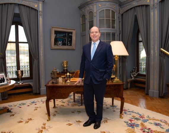 World exclusive interview: Prince Albert II of Monaco
