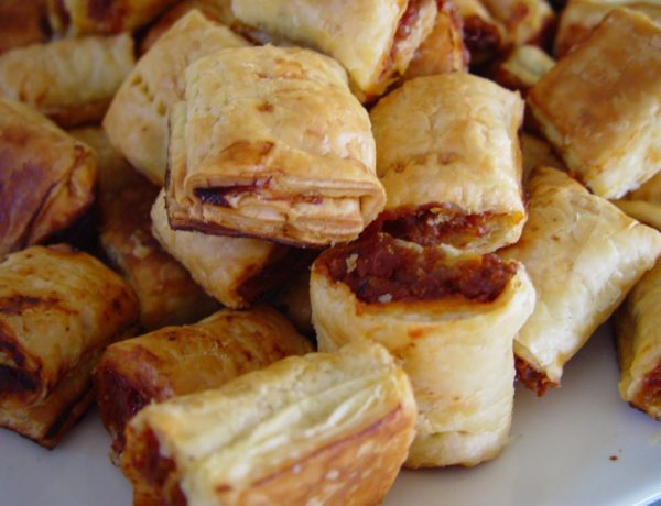 Why I gave up sausage rolls for Lent