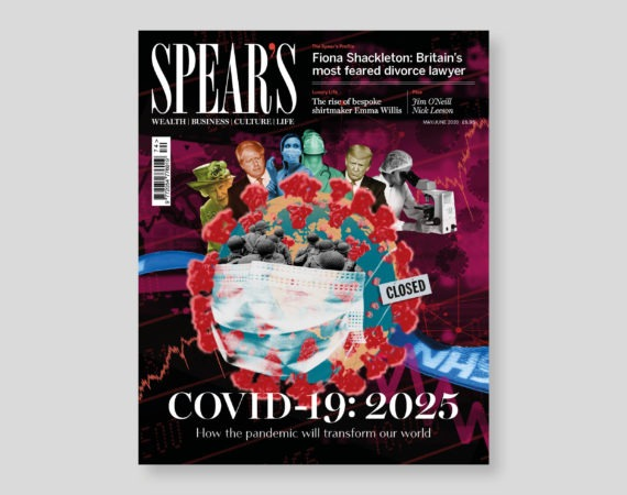 Inside the latest edition of Spear's: How the Covid-19 pandemic will transform our world