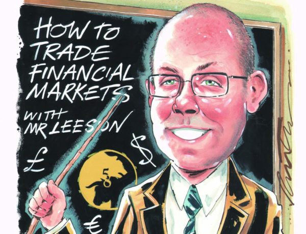 Nick Leeson – The Spear's Midas interview