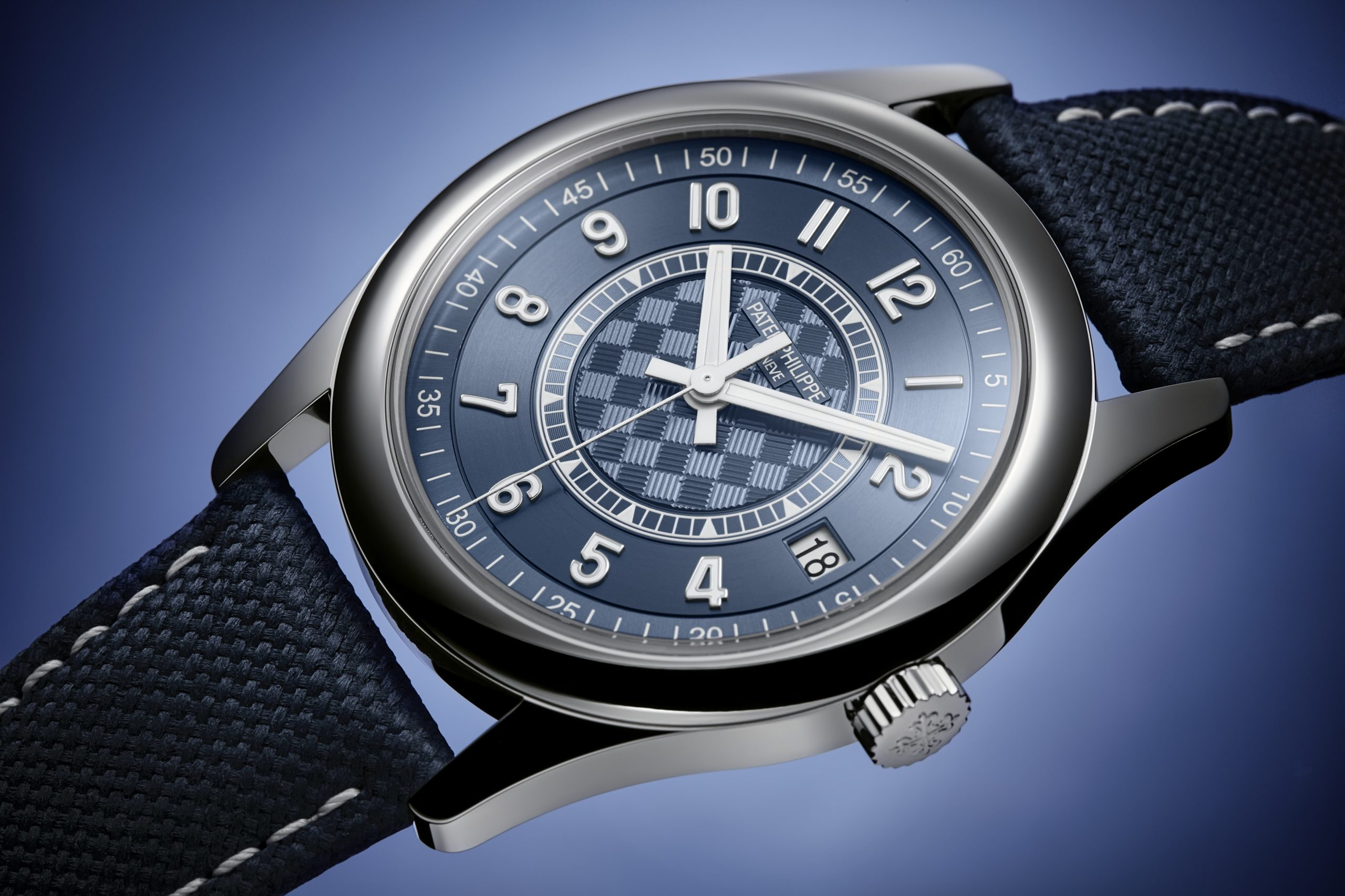 Patek Philippe returns with the 'Ref 6007A Calatrava'