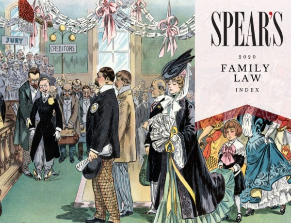 2020 Spear's Family Law Index