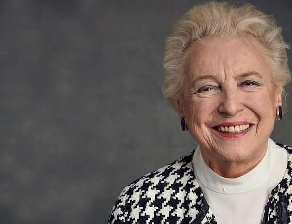 Dame Steve Shirley CH on Zoom, philanthropy and her upcoming biopic