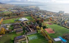 Billionaire parents go to war with Le Rosey, the world's most expensive school