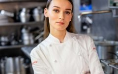 William Sitwell meets Olivia Burt: 'A chef with a dream and she doesn't have a restaurant'