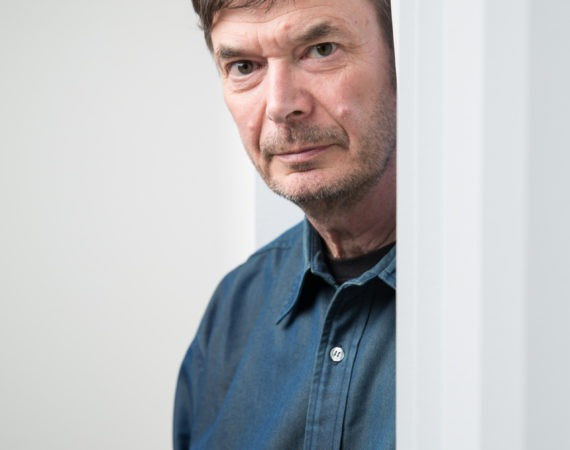 Ian Rankin: The Spear's interview