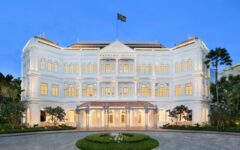 How Raffles is becoming the 'world's best new small hotel group'