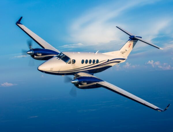 The Beechcraft's King Air's reputation for longevity is 'more than justified'