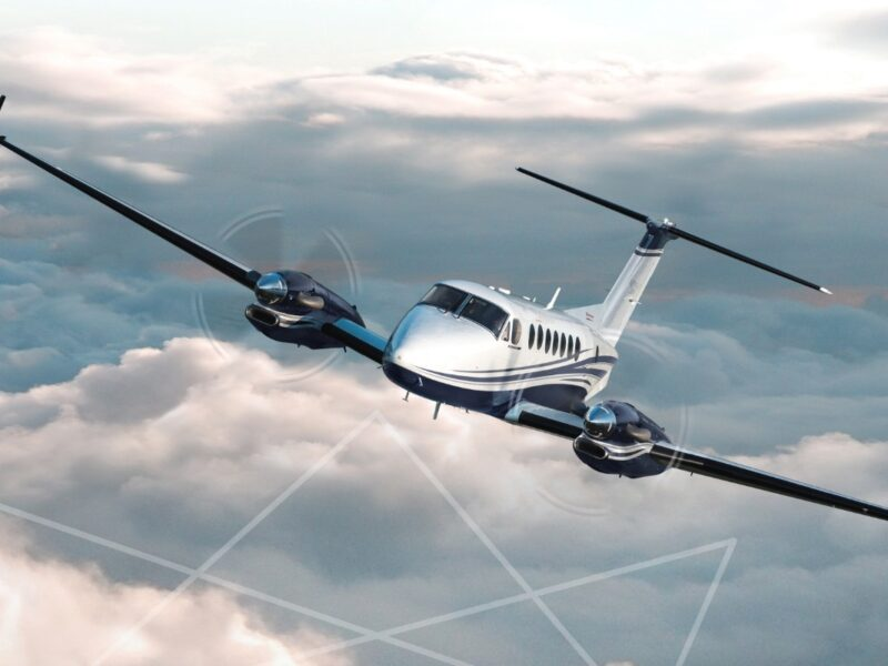 TEXTRON AVIATION launches the latest evolution of the BEECHCRAFT KING AIR