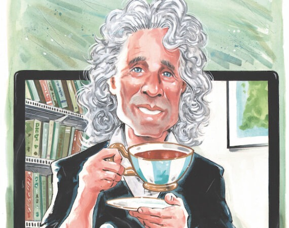 Steven Pinker on coronavirus and capitalism