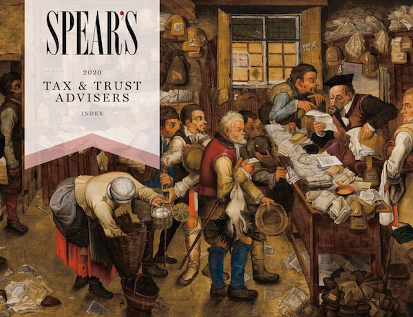 The Spear's Tax & Trust Advisers Index