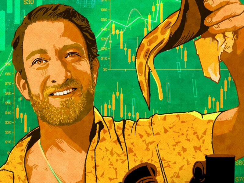 Portnoy's complaints: The Pied Piper to a new generation of day-traders is taking on Wall Street