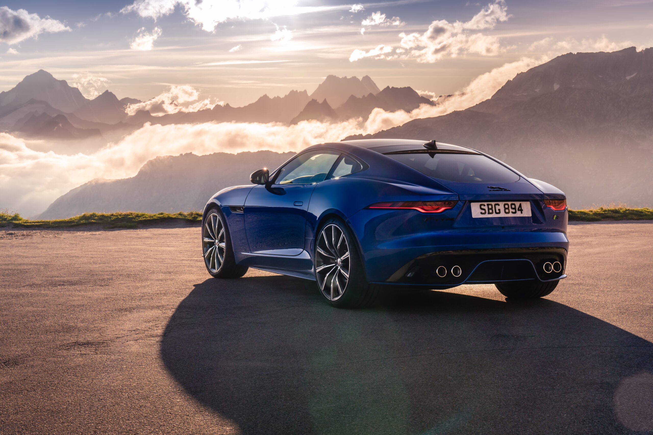 Jaguar's new F-Type reviewed: 'Everything a GT should be'
