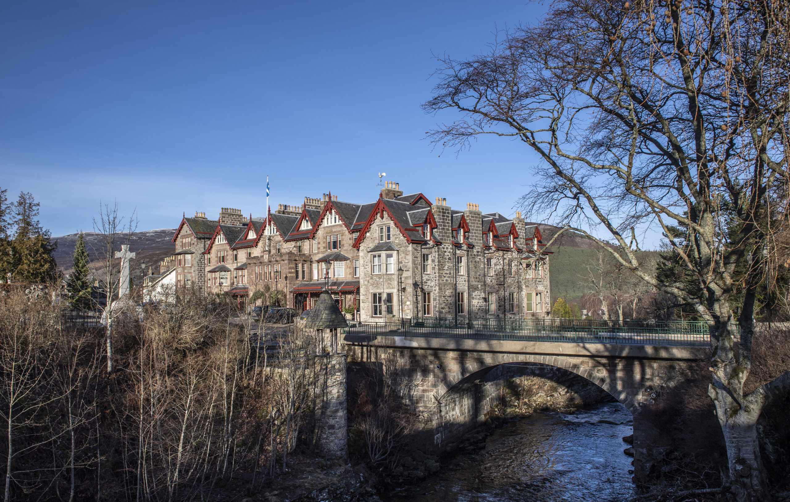 The Fife Arms review: Hauser & Wirth founders' supremely sophisticated Highlands hideaway