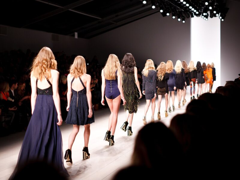 How fashion looks forward after a torrid 2020