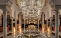 La Mamounia hotel review: More than ready to saunter out into the post-covid sunshine