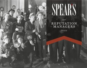 Spear's Reputation Managers Index