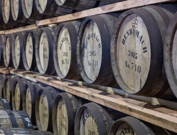 Only organic will do: The whisky meeting exacting standards
