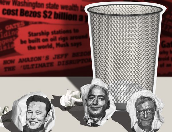 Should billionaires be consigned to the dustbin of history? Some wealth tax campaigners think so