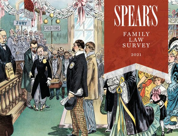 Exclusive data: Access the findings from the Spear's Family Law Survey 2021