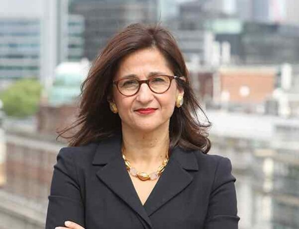 LSE director Baroness Minouche Shafik: 'Changes in attitudes opens the possibility of rethinking the social contract'