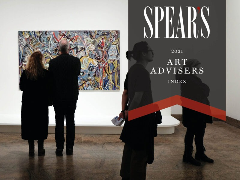 The best art advisers for high-net-worth individuals