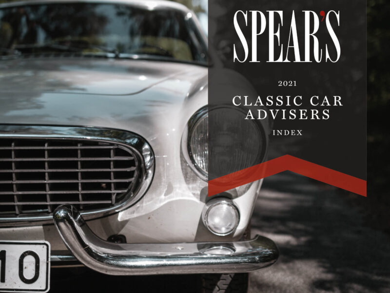 The best classic car advisers for high-net-worth individuals