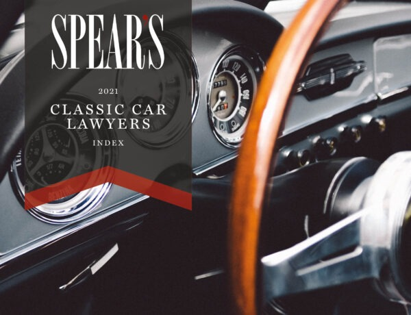 The best classic car lawyers for high-net-worth individuals