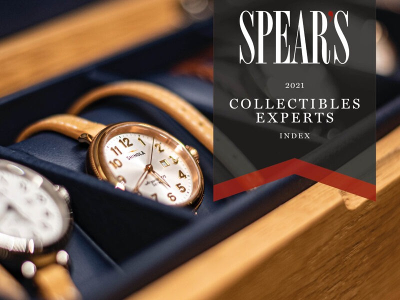 Best collectibles experts for high-net-worth individuals