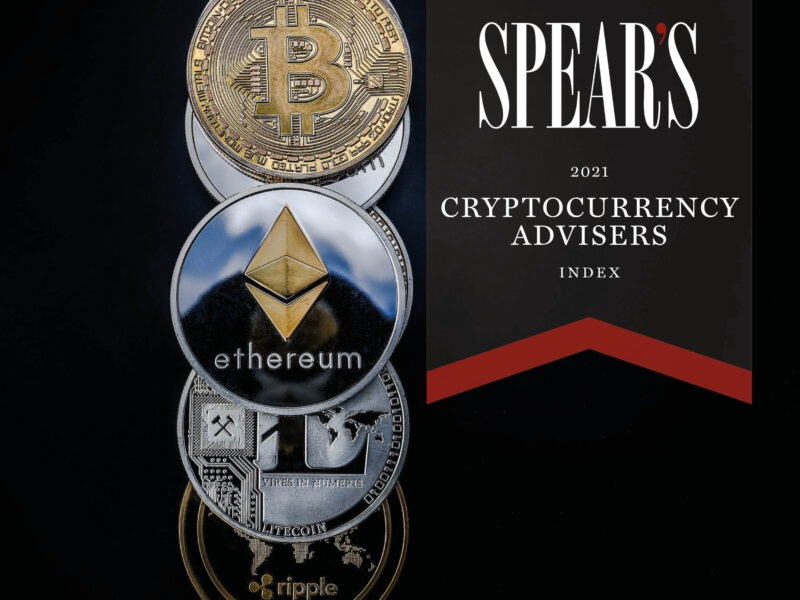 The best cryptocurrency advisers for high-net-worth individuals