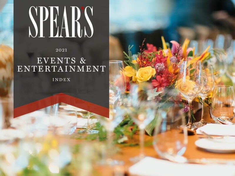 Best events and entertainment specialists for high-net-worth individuals