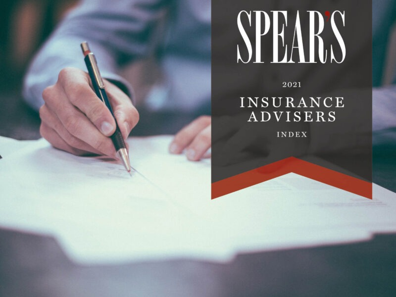 The best insurance advisers for high-net-worth individuals