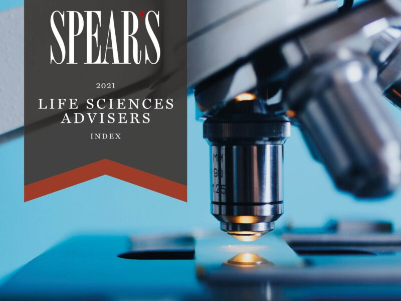 The best life sciences advisers for high-net-worth individuals