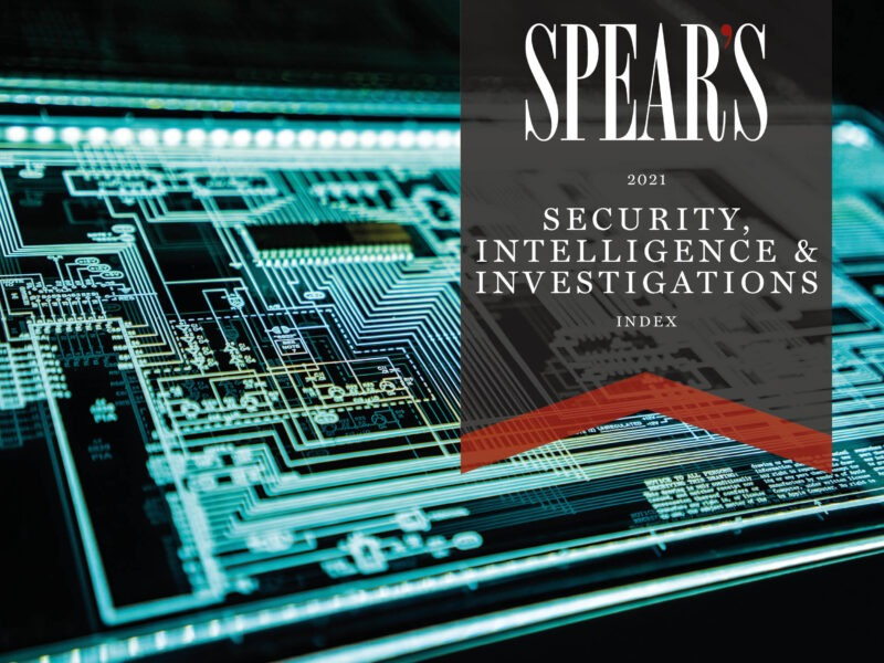 The best security, intelligence & investigations advisers for high-net-worth individuals