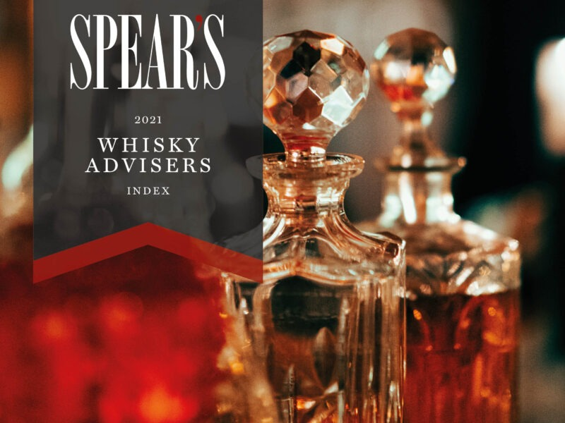 The best whisky advisers for high-net-worth individuals