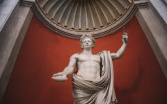 How the Roman emperors understood the 'camera lie'