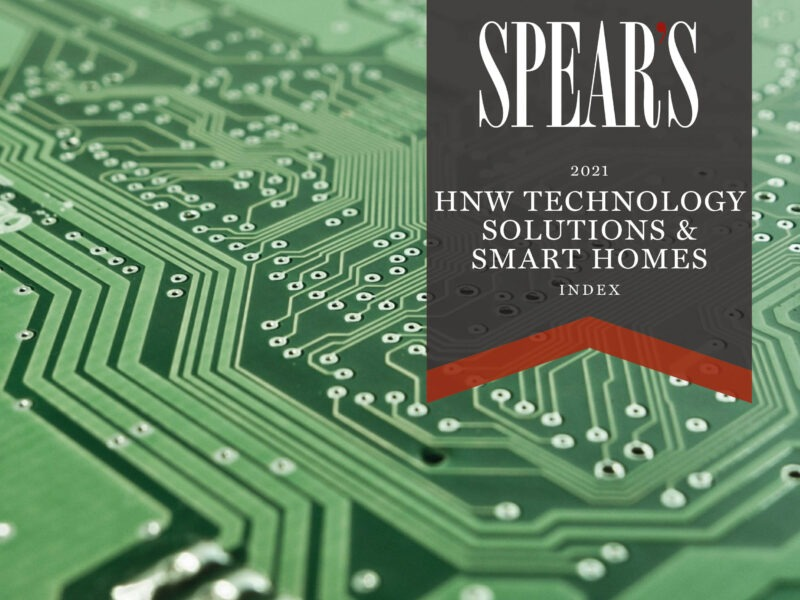 The best technology solutions and smart home providers for high-net-worth individuals