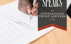 The best contentious trust lawyers for high-net-worth individuals