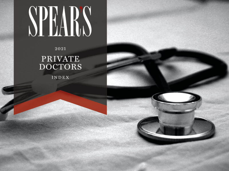 The best private doctors for high-net-worth individuals