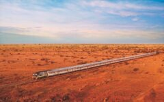 All aboard the Indian Pacific