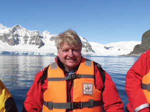 Stanley Johnson on journeying to the Arctic and finding Boris' first literary efforts