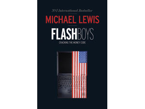 Book review of Flash Boys by Michael Lewis