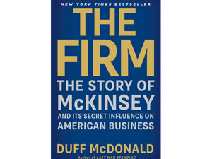 Book Review: The Firm by Duff McDonald